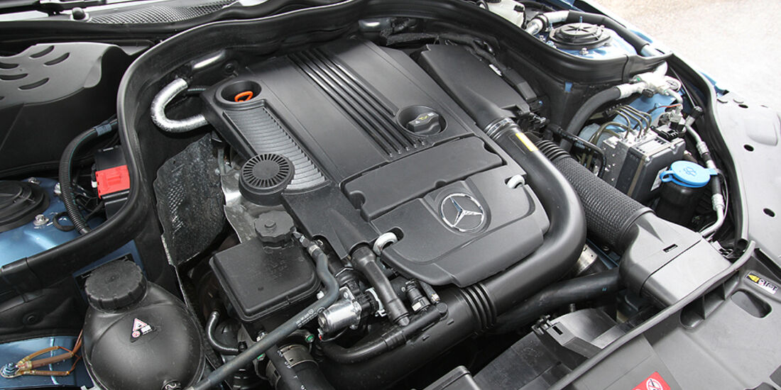 Mercedes E 250 CGI T