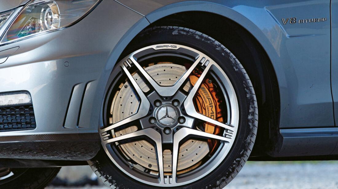 Mercedes E 63 AMG, Felge