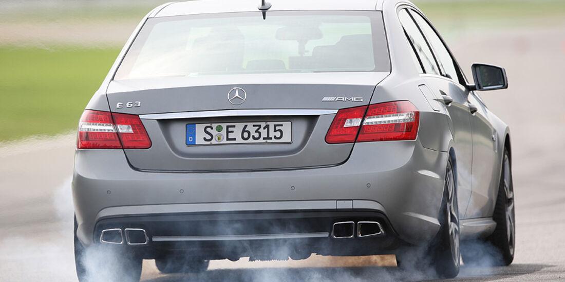 Mercedes E 63 AMG