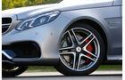 Mercedes E 63 S AMG, Rad, Felge, Bremse
