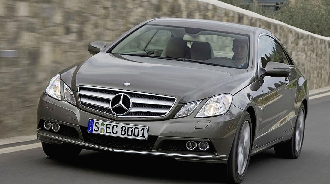 Mercedes E-Klasse Coupe 2009
