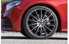 Mercedes E300 Cabriolet, Felge