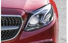 Mercedes E300 Cabriolet, Scheinwerfer