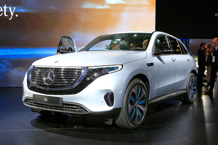 Mercedes Elektro Suv