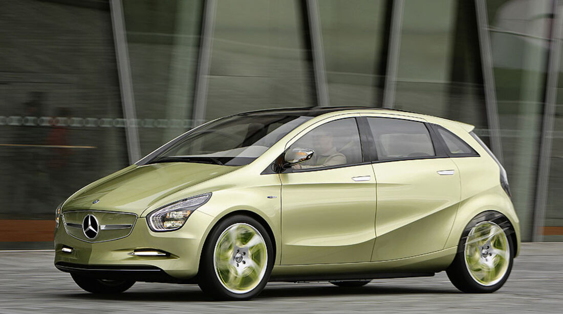 Mercedes F-Cell