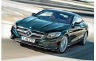 Mercedes, Fahrwerk
