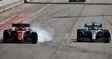 Mercedes - Formel 1 - GP Aserbaidschan 2019