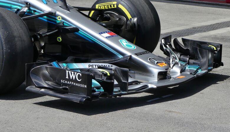 Mercedes - Formel 1 - GP Aserbaidschan - 27. April 2018