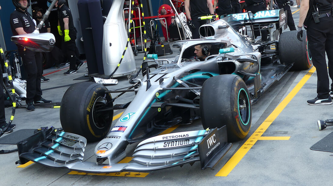 Mercedes - Formel 1 - GP Australien 2019