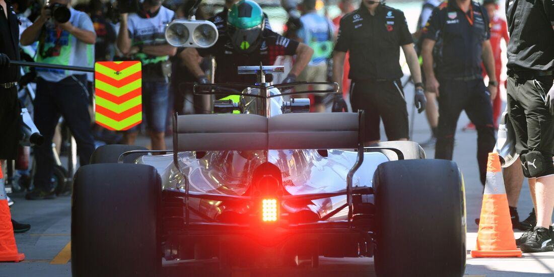 Mercedes - Formel 1 - GP Brasilien - 10. November 2017