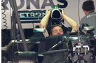 Mercedes - Formel 1 - GP China - Shanghai - 17. April 2014
