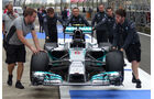 Mercedes - Formel 1 - GP China - Shanghai - 19. April 2014