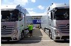 Mercedes - Formel 1 - GP Deutschland - Hockenheim - 27. Juli 2016