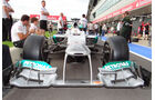 Mercedes - Formel 1 - GP England - Silverstone - 5. Juli 2012
