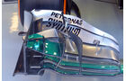Mercedes  - Formel 1 - GP Italien - 6. September 2014