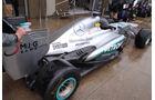 Mercedes - Formel 1 - GP Kanada - 06. Juni 2013