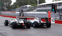 Mercedes - Formel 1 - GP Kanada - 8. Juni 2013