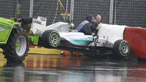 Mercedes - Formel 1 - GP Kanada - Montreal - 5. Juni 2015