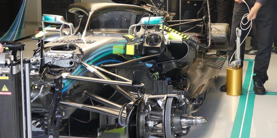 Mercedes - Formel 1 - GP Österreich - 30. Juni 2018