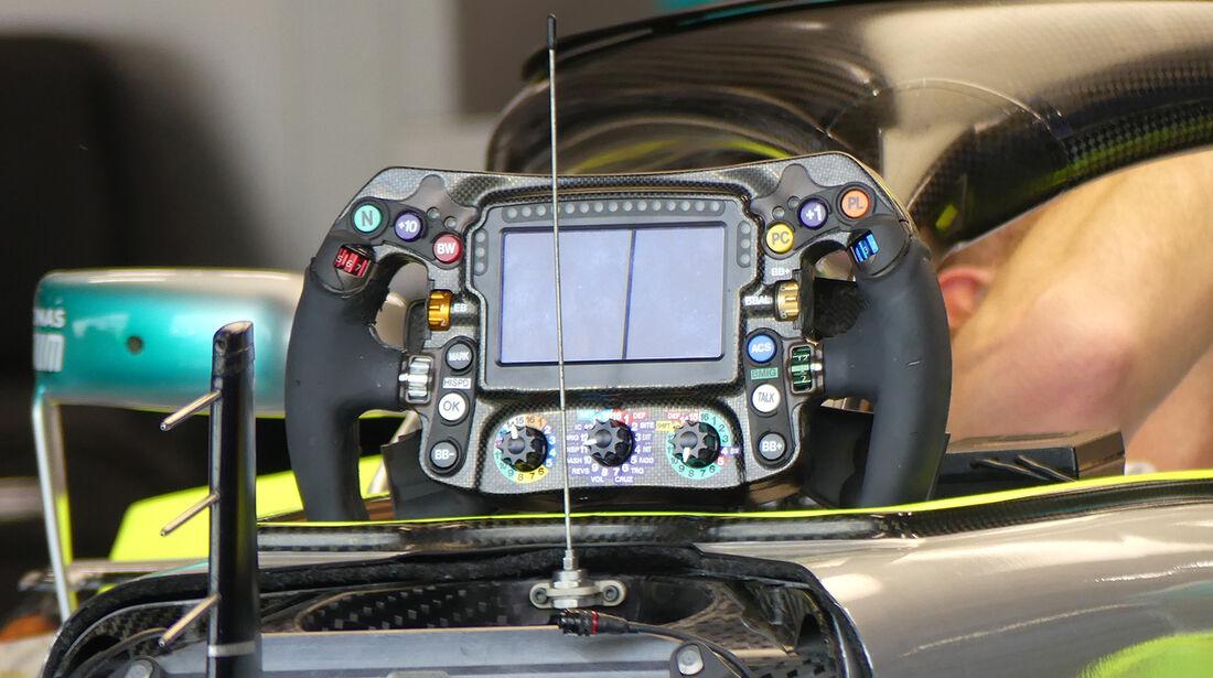 Mercedes - Formel 1 - GP Singapur - 13. September 2018