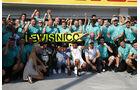 Mercedes - Formel 1 - GP Ungarn 2016