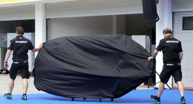 Mercedes - Formel 1 - GP Ungarn - 21. Juli 2016