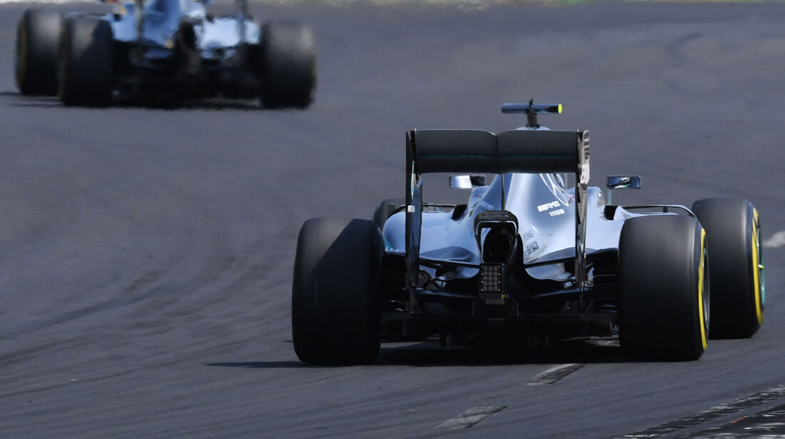 Mercedes - Formel 1 - GP Ungarn - 24. Juli 2016