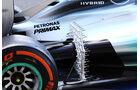 Mercedes - Formel 1 - Silverstone-Test - 9. Juli 2014