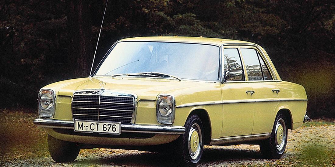 Mercedes Fünfzylinder-Diesel 3.0 240D /8 Strich acht