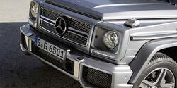 Mercedes G 65 AMG Front