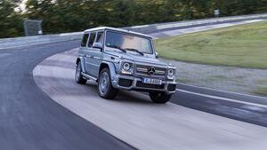 Mercedes G 65 AMG, Frontansicht