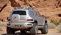 Mercedes G Ener-G-Force 2025 - Studie Los Angeles