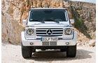 Mercedes G-Klasse, Front