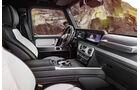 Mercedes G-Klasse Modelljahr 2018 Premiere Detroit SPERRFRIST