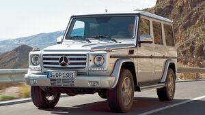 Mercedes G-Klasse, Motor Klassik Award 2013