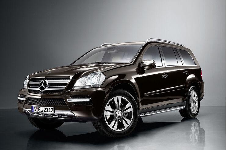 Mercedes GL 8