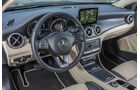 Mercedes GLA 220 d 4Matic, Interieur
