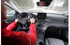 Mercedes GLA 250 4Matic, Interieur
