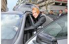 Mercedes GLA, Jana Krennmayer, Stuttgart