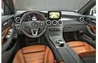 Mercedes GLC 350 e 4Matic, Cockpit