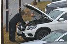 Mercedes GLC EVA Elektroauto Muletto Erlkönig