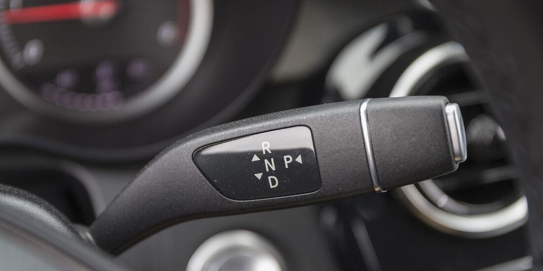 Mercedes GLC Inteieur Details
