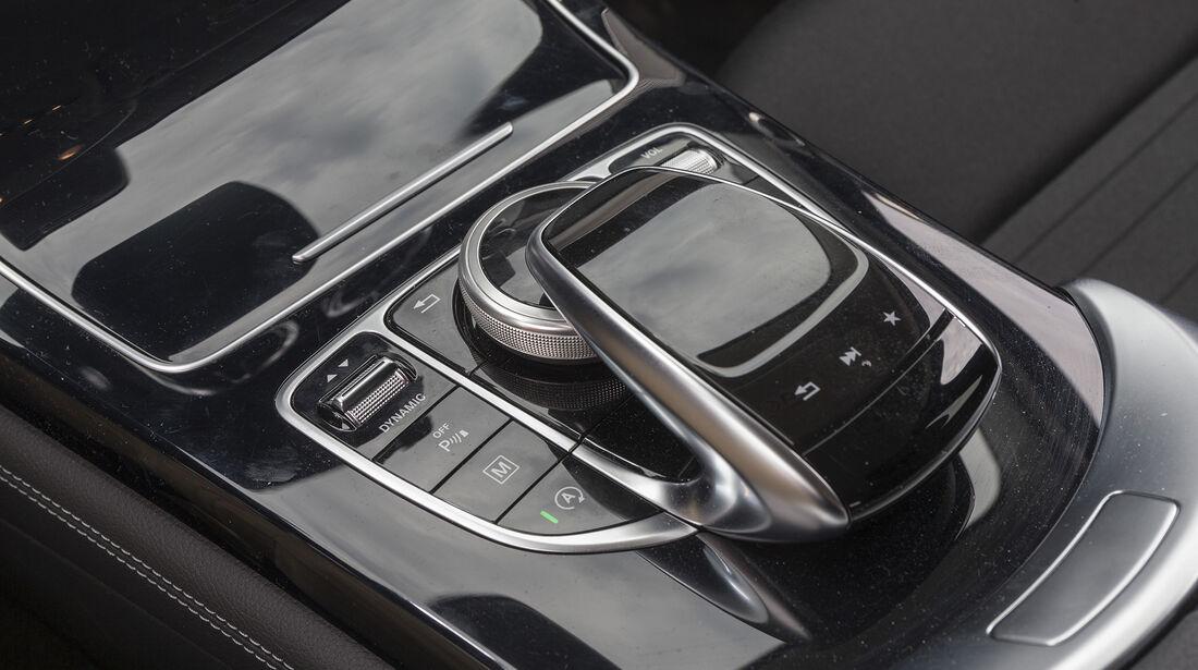Mercedes GLC Interieur Details