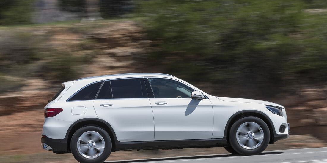 Mercedes GLC Seite
