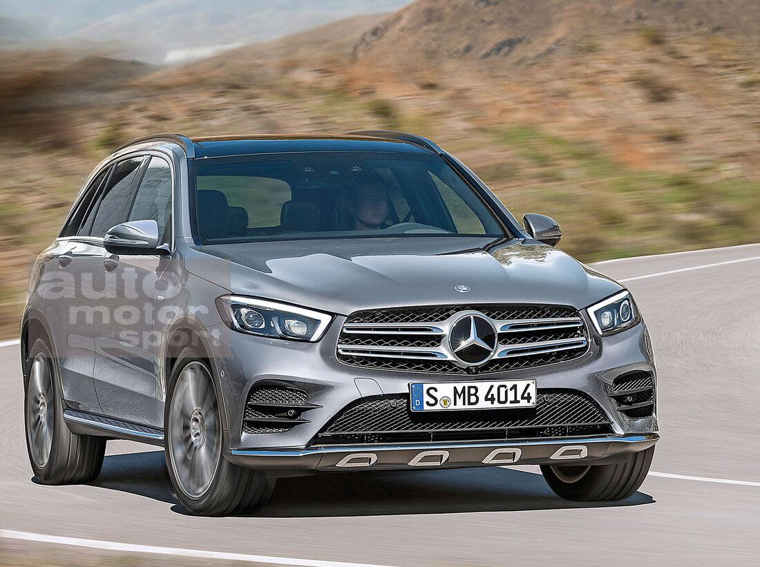 Mercedes C-Klasse (W206) ab 2021: Alle Infos und ...