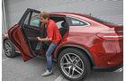 Mercedes GLE 350 d Coupé, Exterieur