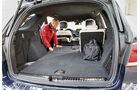 Mercedes GLE 400, Kofferraum
