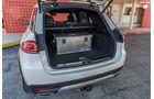 Mercedes GLE 400 d, Kofferraum