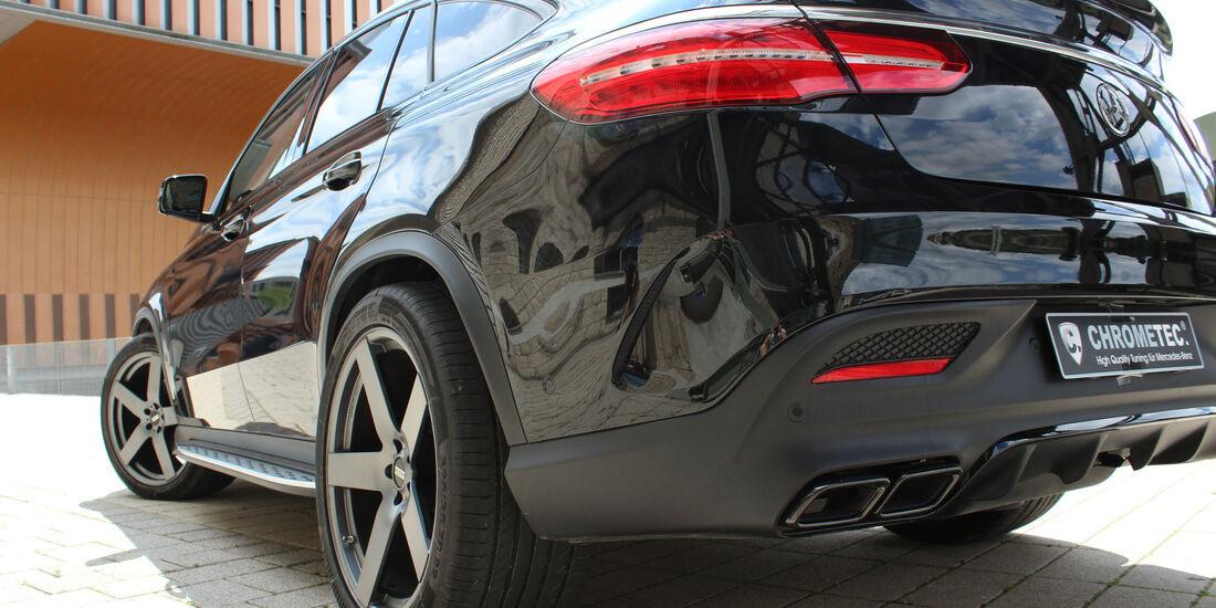 Mercedes GLE Coupé by Chrometec