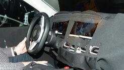 Mercedes GLE Erlkönig